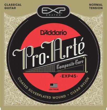 سیم گیتار کلاسیک داداریو DAddario Normal Tension EXP45