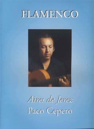 کتاب قطعات فلامنکو از پاکو سپرو نسخه دیجیتال