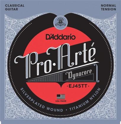 سیم گیتار کلاسیک داداریو DAddario Normal EJ45TT