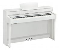 پیانو دیجیتال یاماها CLP-635 - رنگ سفید مات
