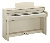پیانو دیجیتال یاماها CLP-645 - رنگ کرم