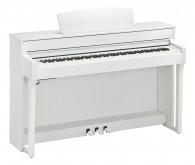پیانو دیجیتال یاماها CLP-645 - رنگ سفید مات