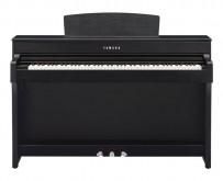 پیانو دیجیتال یاماها CLP-645 - رنگ مشکی مات