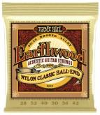 سیم گیتار کلاسیک Ernie Ball Earthwood