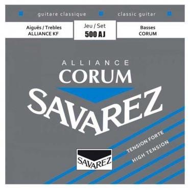 سیم گیتار کلاسیک Savarez Corum Alliance 500AJ