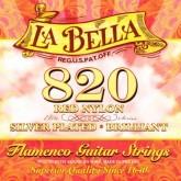 سیم گیتار فلامنکو لا به لا La Bella 820