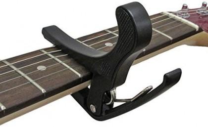 کاپو گیتار Fender رنگ مشکی