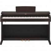 پیانو دیجیتال یاماها YDP-163 - رنگ قهوه ای تیره مات