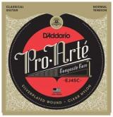 سیم گیتار کلاسیک داداریو DAddario Normal Tension EJ45C