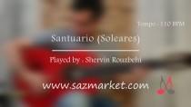 آموزش قطعه سولئارس Santuario اثر پاکو پنیا