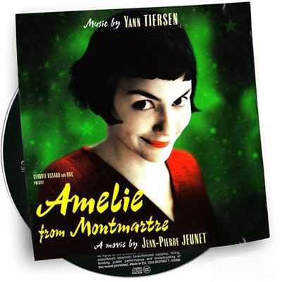 نت قطعه Le Moulin از فیلم Amelie اثر یان تیرسن