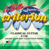 سیم گیتار کلاسیک لا بلا مدل C750 Criterion