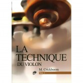کتاب تکنیک ویولن LA TECHNIQUE جلد اول