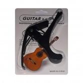 کاپو گیره ای گیتار رنگ مشکی
