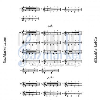 کتاب مبانی فن نوازندگی تار و سه تار
