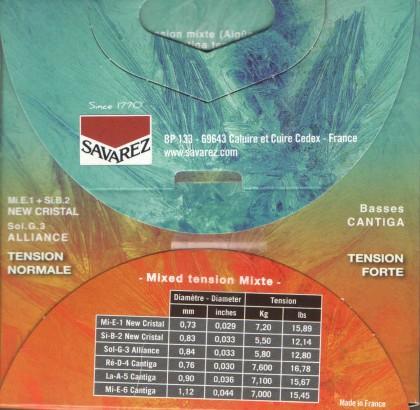 سیم گیتار کلاسیک ساوارز 510 MRJ